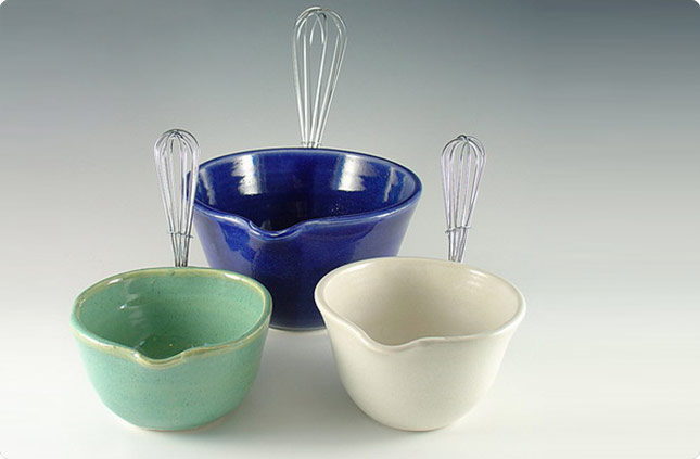 Large & Small Batter Bowls